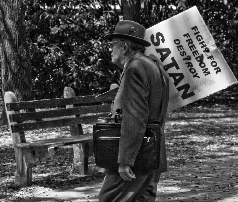 Preacher Man by Jonron2