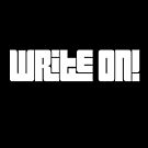 Write On! Black and White by Stephanie Perry