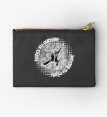 Budgie Style Kung Fu Studio Pouch