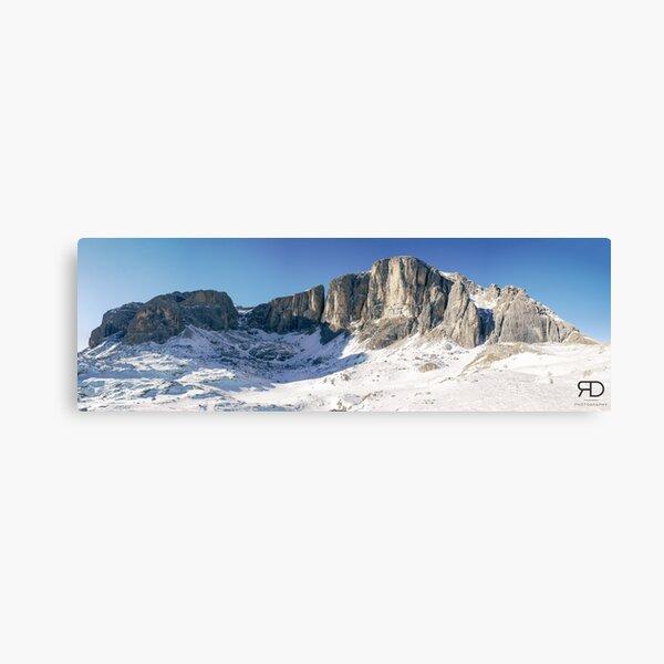 Cima Boè - Dolomiti Canvas Print