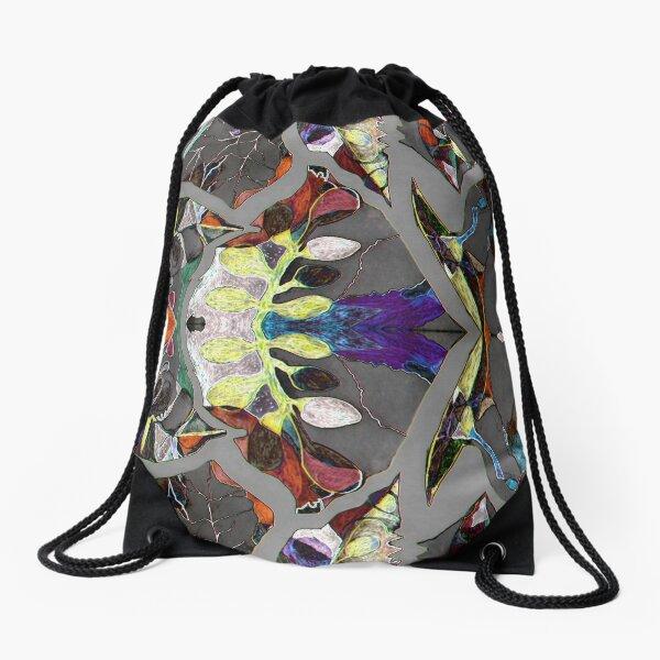 Taken Apart:  New Game Drawstring Bag
