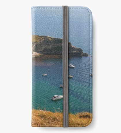 Lulworth Cove iPhone Wallet