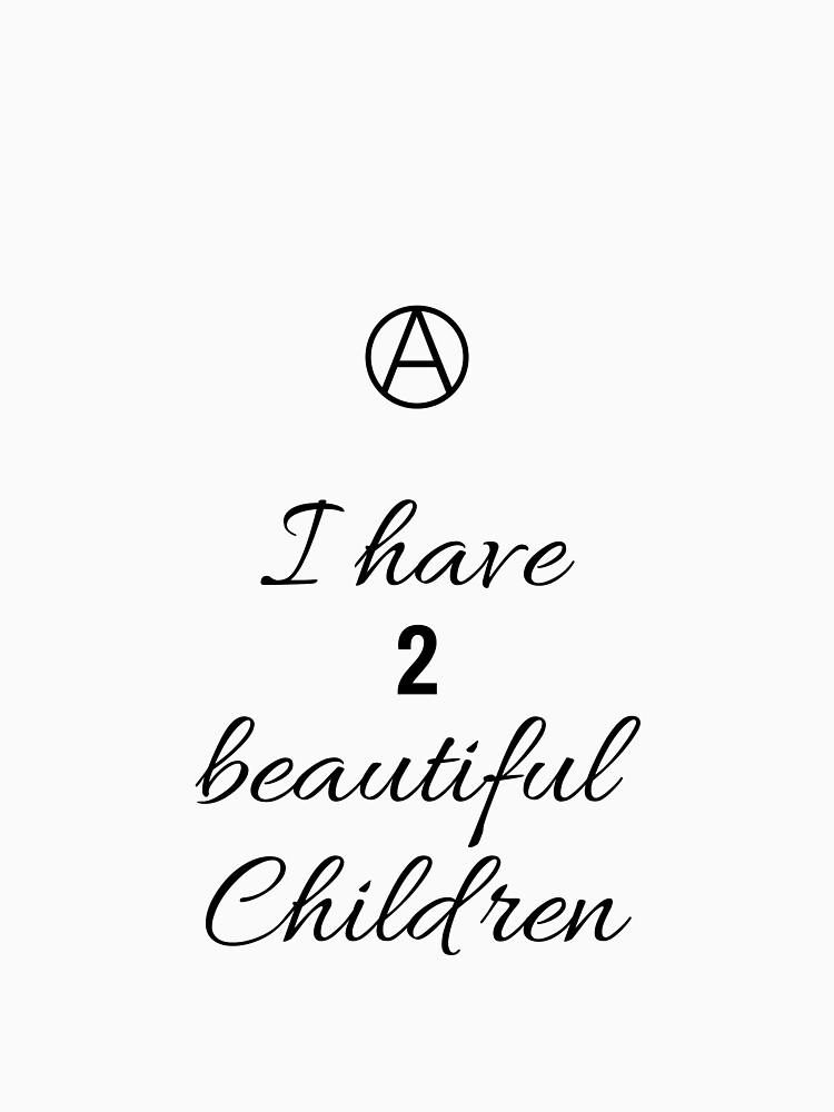 2 Beautiful Children by Ashanna