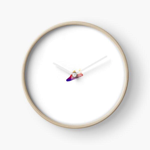 horloge avec chaussure nike