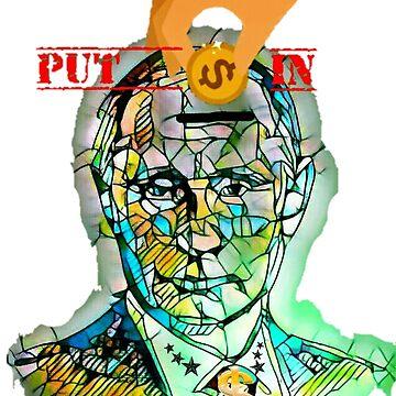Putin by Aaaab