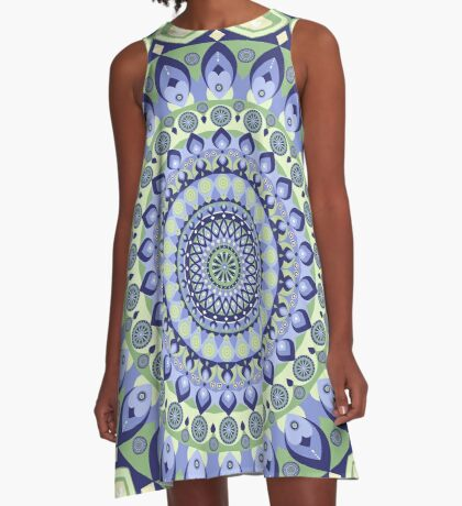 AFE Mandala A-Line Dress