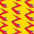 catwalk does pop art by veerapfaffli