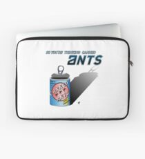 So You're Thinking Canned Ants? Laptop Sleeve