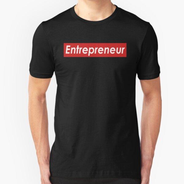 Entrepreneur Slim Fit T-Shirt
