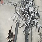 Winter bamboo II by Thanh Duong