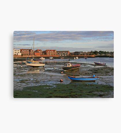 Emsworth, Hampshire Canvas Print