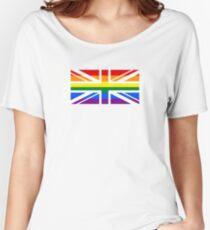 UK, O.K Women's Relaxed Fit T-Shirt