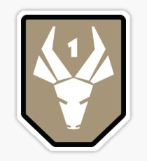 1st Reaction Force Battalion Logo from District 9 Sticker
