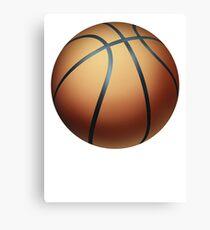 Basketball 1 Canvas Print