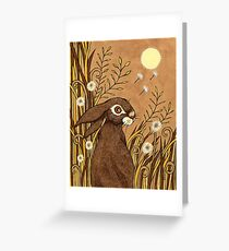 The Whisper Greeting Card