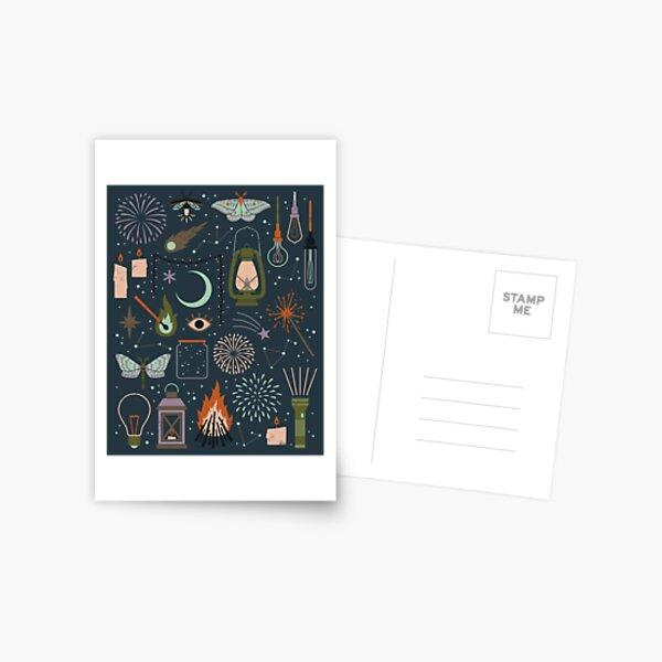 Light the Way Postcard
