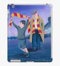 Late Goal , Childhood Memories Series iPad Case/Skin