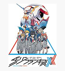 Darling in the FranXX Photographic Print