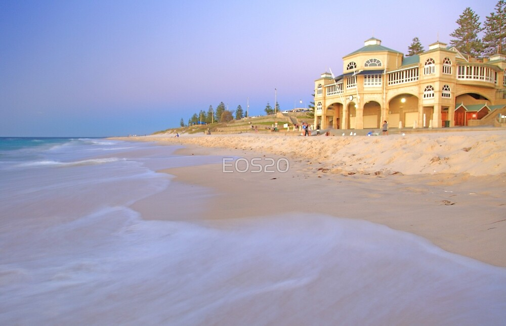 Cottesloe Beach - Western Australia  by EOS20