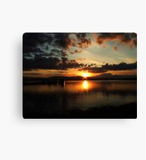 Prelude to Serenity Canvas Print