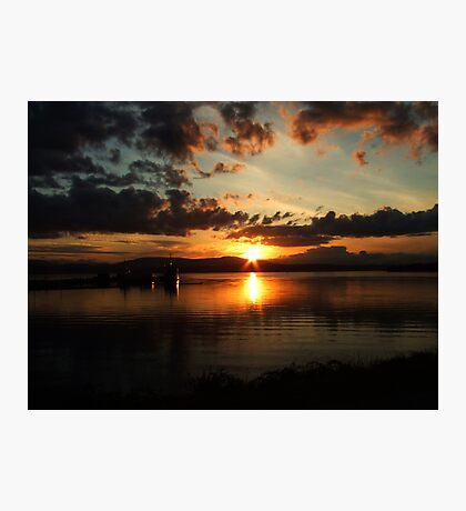 Prelude to Serenity Photographic Print