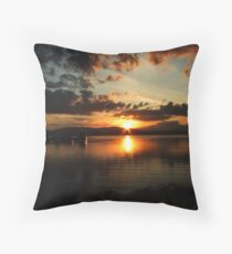 Prelude to Serenity Throw Pillow