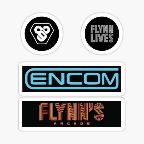 Tron: Legacy - Sticker Pack Sticker