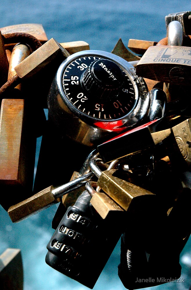 Keys and Combos by Janelle Mikolaizik