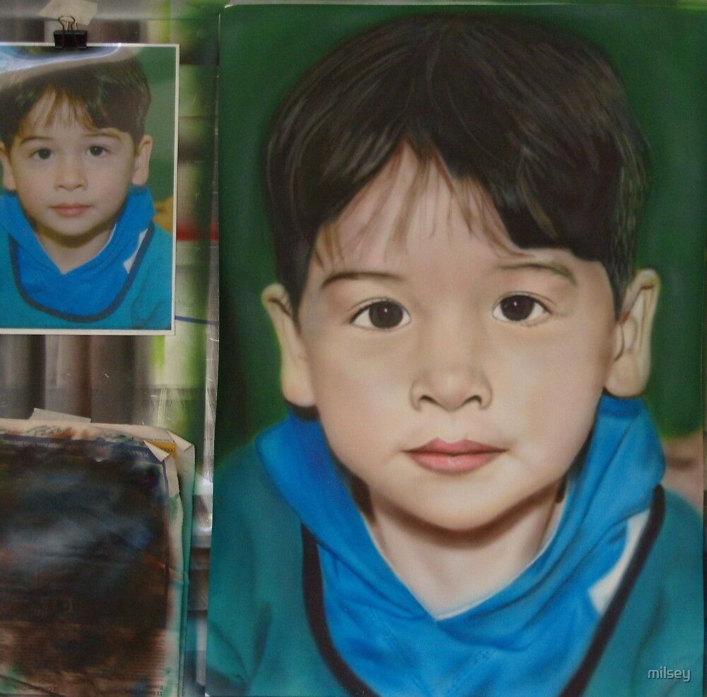 my friends grandson by milsey