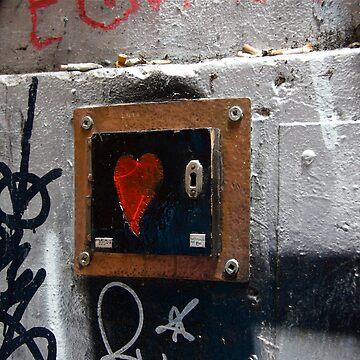 Heart Shaped Box by trekka