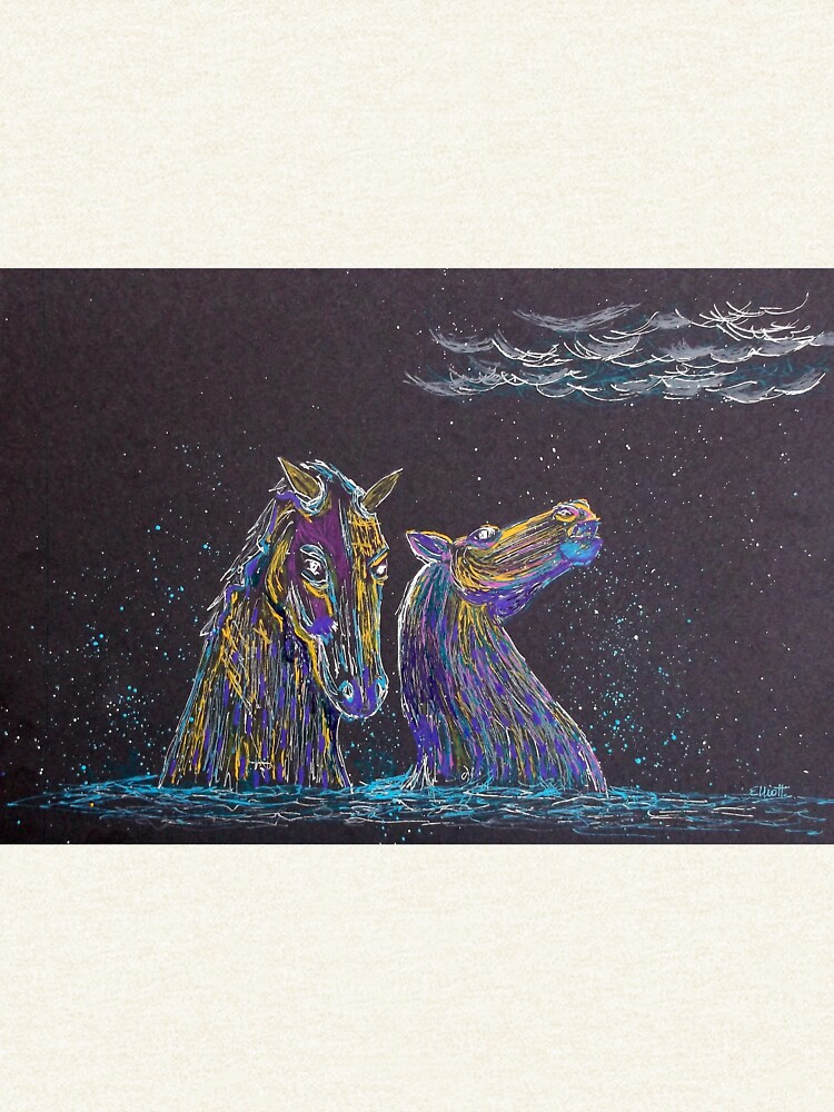 The Kelpies by PatEll