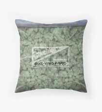 La almohada Big Bag of Weed Cojín