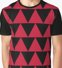 MAD AB-TAANIKO L-Red Graphic T-Shirt