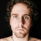 My curly hair, and a voting booth by Chris Richards