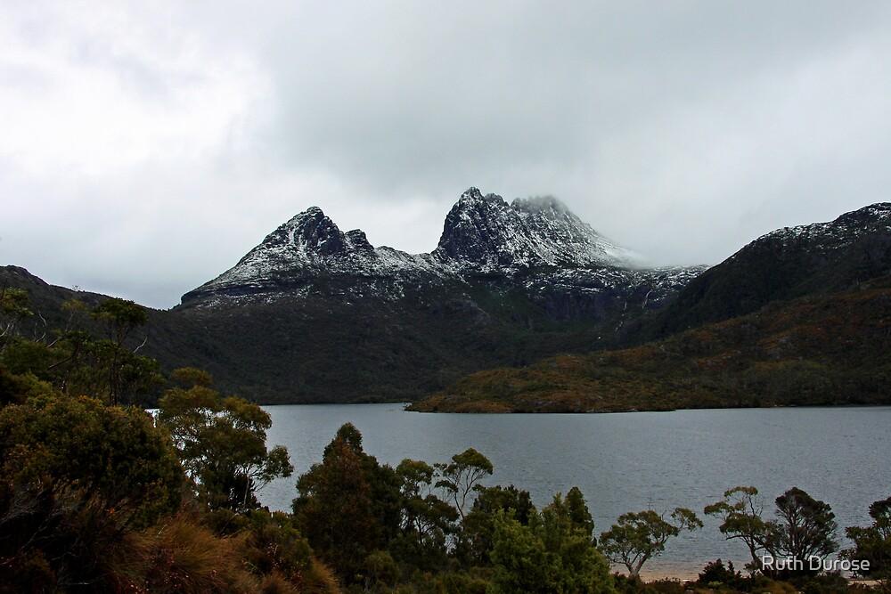 Dove Lake and Cradle Mountain - Tasmania  by Ruth Durose