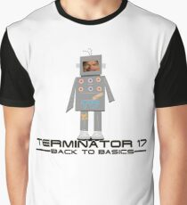 Budget Cyborg Graphic T-Shirt