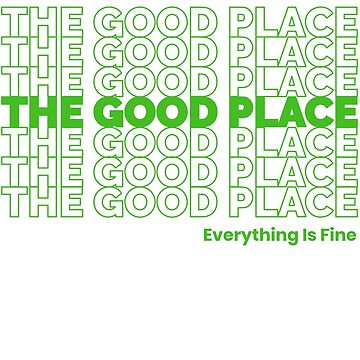 The Good Place by celerywoulise