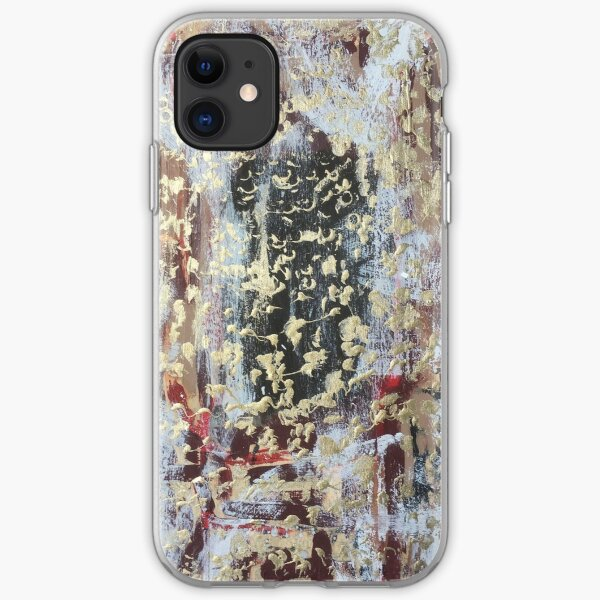 Golden Ghost iPhone Soft Case