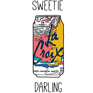 Sweetie Darling La Croix by comunicator
