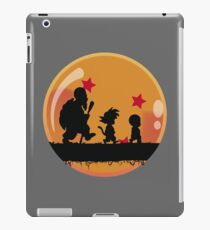 Goku, Krilin y Roshi iPad Case/Skin