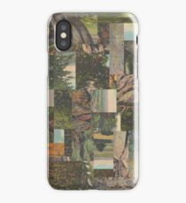 Tree Points Drop iPhone Case