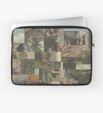 Tree Points Drop Laptop Sleeve