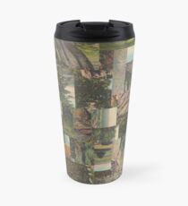 Tree Points Drop Travel Mug