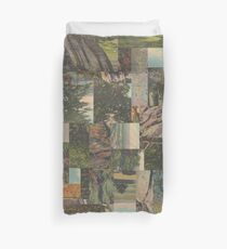 Tree Points Drop Duvet Cover