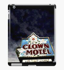 Clown Motel iPad Case/Skin