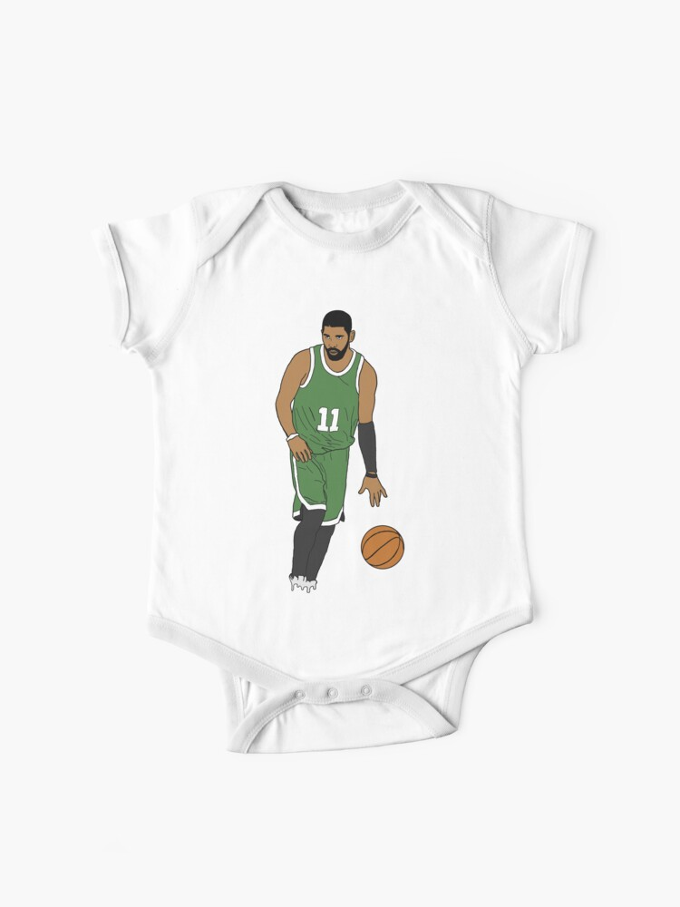 info for 604b7 925b1 Kyrie Irving; Mamba Stare | Baby One-Piece