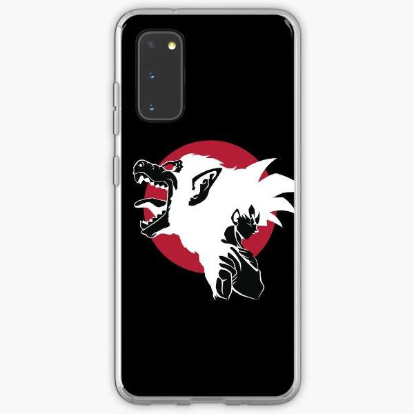 Goku Super monkey Samsung Galaxy Soft Case