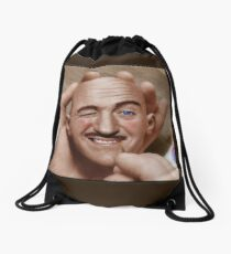 And God Created David Niven Drawstring Bag