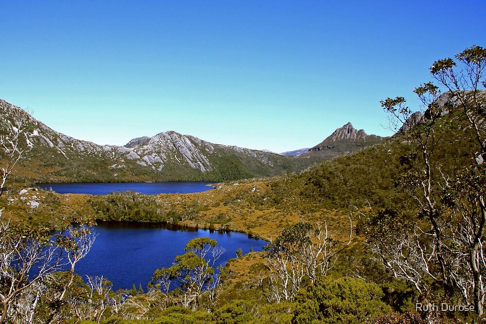 Lake Lilla, Dove Lake and Cradle Mountain  - Cradle Mountain and Lake St Clair National Park, Tasmania by Ruth Durose