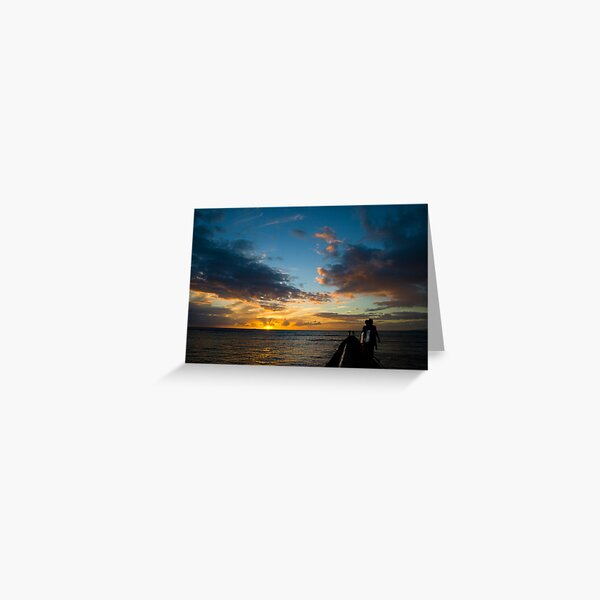 Honolulu, Hawaii Greeting Card